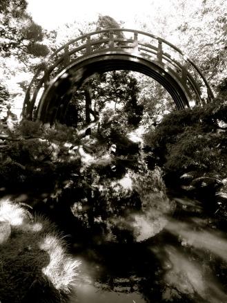 Circle Bridge, Japanese Tea Garden, San Francisco, CA