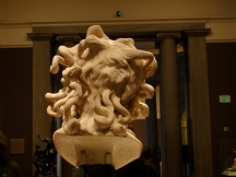 Medusa, Legion of Honor, San Francisco, CA (c) Winter Shanck, 2012