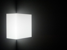 Square light, James Turrell exhibit at the Guggenheim, New York