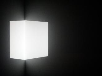 Square light, James Turrell exhibit at the Guggenheim, New York