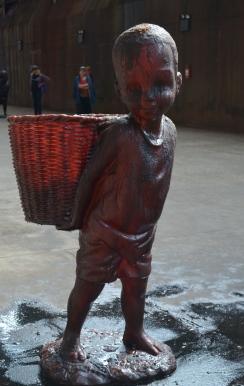 Sculpture made from resin (c) Winter Shanck, 2014