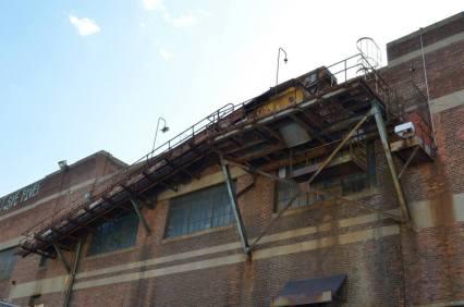 Factory Fire Escape (c) Winter Shanck, 2014