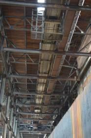 Iron Work on Ceiling (c) Winter Shanck, 2014