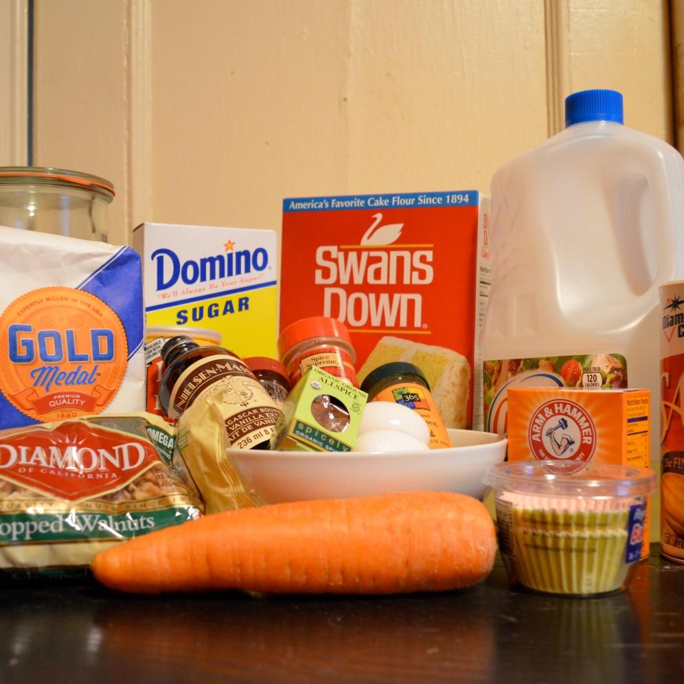 All ingredients (c) Winter Shanck, 2014