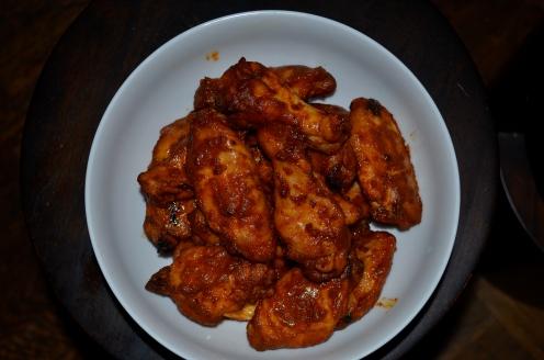 Hot Wings (c) Winter Shanck, 2014