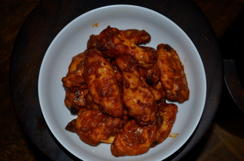 Hot Wings (c) Winter Shanck, 2014