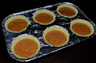 First batch of cupcakes, uncooked (c) Winter Shanck, 2014