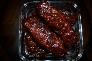 BBQ Baby Back Ribs (c) Winter Shanck, 2014