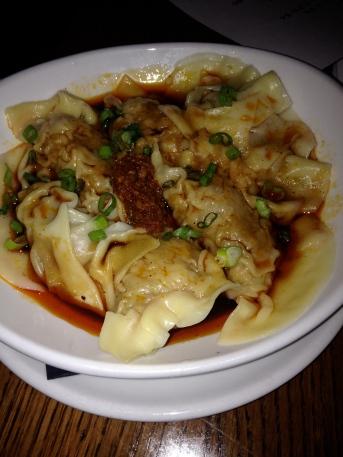 Chili Dumplings Fat Dragon Chinese Kitchen and Bar (c) Winter Shanck, 2013