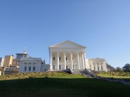 Virginia State Capitol (c) Winter Shanck, 2013