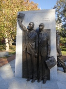 Side, Civil Rights Monument (c) Winter Shanck, 2013