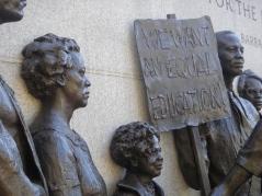 Sign, Civil Rights Monument (c) Winter Shanck, 2013