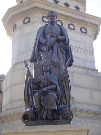Justice, Washington Monument (c) Winter Shanck, 2013