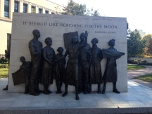 Civil Rights Monument (c) Winter Shanck, 2013