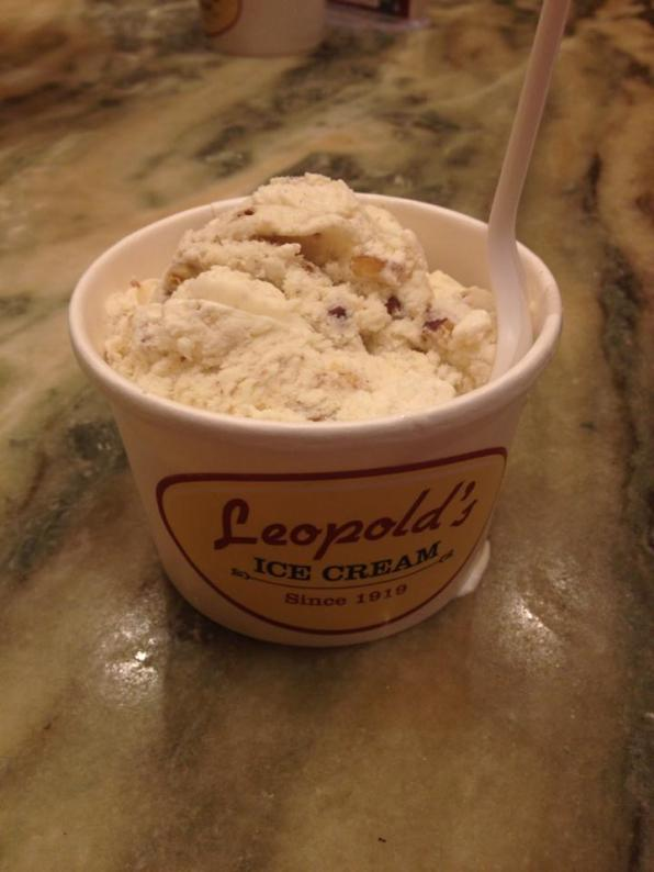 Leopold's butter peacan