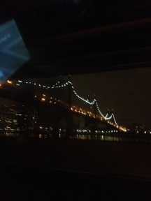 Queensborough Bridge up close
