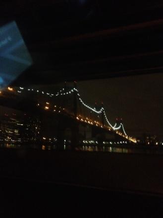Queensborough Bridge up close