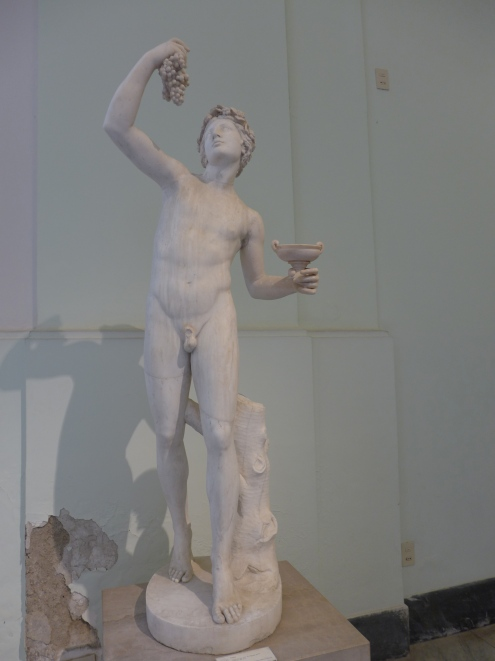 Faun, 2nd century AD copy from Greek original