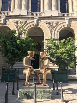 Free Time Walk 13_2 PdSF Conversation Sculpture