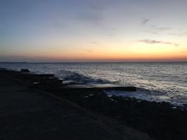 Sunset at Playita del Triton 10