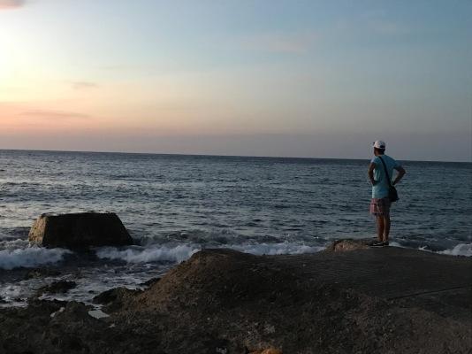 Sunset at Playita del Triton 44